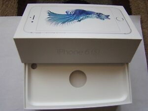 NEW APPLE IPHONE 6 OR 6S BOX - BUY EMPTY OR WITH ACCESS