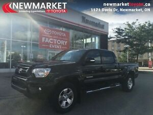 2014 Toyota Tacoma 4WD DBL CAB V6 AU  - trade-in - Certified - $