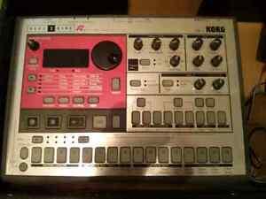 korg ER-1 Rythem synthesizer