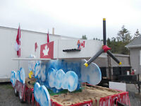 Parade Float, Special Events, Lawn Ornament