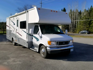 2006 Forest River Class C 29 foot with 30000 km