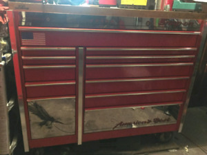 Snap On Toolbox - Bottom