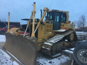 D6T XW Differential Steering - Trimble Grade Control Ready