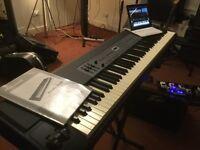 M Audio ProKeys 88 key hammer action stage piano midi controller