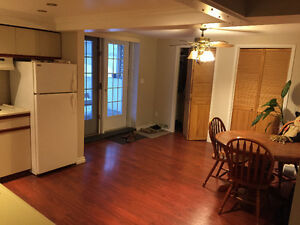 RENTED Large Basement Suite, separate entrance,