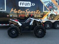 2013 Polaris Scrambler XP 850 H.O. Bright White