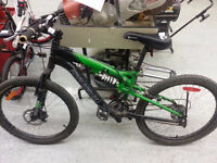 Kranked Mountain Bike $40 - Must go by Saturday morning