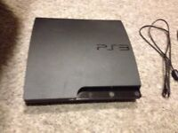 500 gigabyte PS3 play station 3