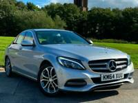 2015 64 Mercedes-Benz C200 ( 181bhp ) 7G-Tronic Plus Sport for sale in AYRSHIRE