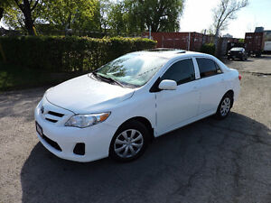 2013 Toyota Corolla CE | SUNROOF | HEATED SEATS | BLUETOOTH