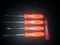 Sddx40o snap on mini screwdrivers with proto mini