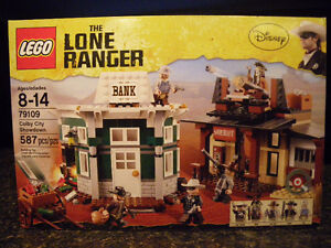 Lego 79109 Lone Ranger Colby City Showdown