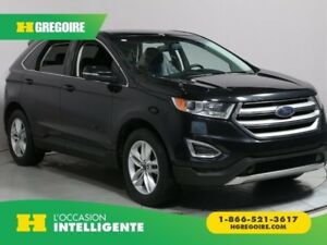 2016 Ford EDGE SEL AWD MAGS BLUETOOTH CAMERA RECUL