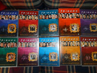 Friends Complete DVD Collection (All 10 Seasons) Mint Condition