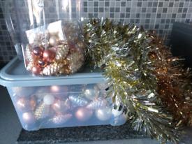 Christmas decoration bundle New