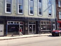 Local commercial 218 rue st vallier ouest quebec