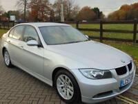 2008 57 BMW 3 SERIES 2.0 320D SE 4D AUTO 161 BHP DIESEL