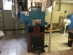 Furnace - Wood/Electric Combination