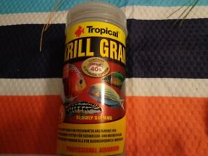 Fish Nutrition - KRILL GRAN   Keep Them Healthy