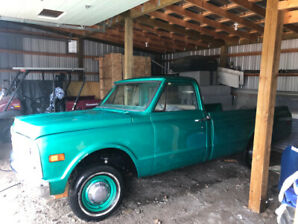 1969 Chevrolet C10 Pickup Truck for sale!