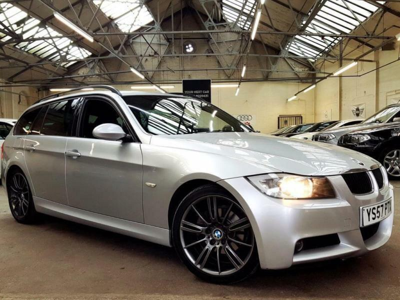 2008 bmw 3 series 2 0 320d m sport touring 5dr diesel manual 158 g km 163 in basford. Black Bedroom Furniture Sets. Home Design Ideas