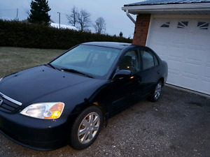 2002 civic for sell