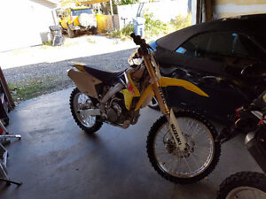 MINT CONDITION RM-Z 450