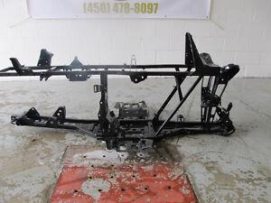 FRAME CHASSIS VTT ATV POLARIS SPORTSMAN 400 2012 800$
