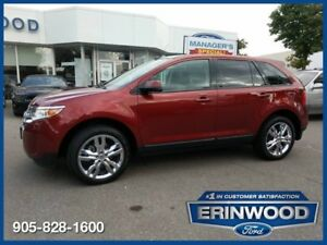 2014 Ford Edge SEL6CYL/LTHR/PAN ROOF/NAV/REV CAM