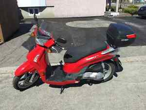 Scooter KYMCO PEOPLE S 125CC