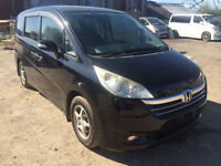 Honda HONDA STEPWAGON/STREAM/ELYSION 2.0 PETROL AUTO 2007(07)