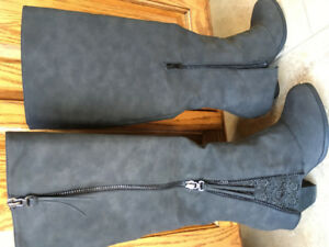 Southern Sass knee high boots