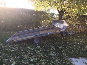 Remorque pour motoneige et vtt Gatineau Ottawa / Gatineau Area image 5