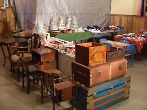 Antiques, collectibles and crafts