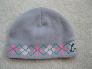 Woman's Boston Red Sox Winter Hat
