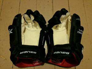 Bauer Vapor Hockey Gloves 13""