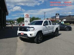 2013 Toyota Tacoma Trail Teams Pro TRD  -  TOUCH SCREEN -  BACKU