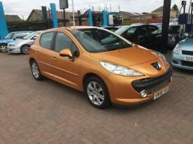 2008 Peugeot 207 1.6 HDi Sport 5dr