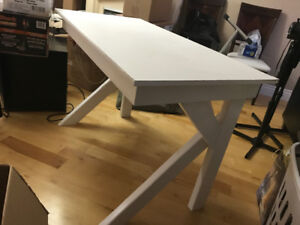 Hand made super strong Vanity table or desk