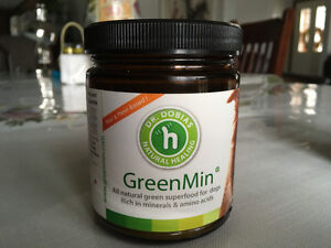 Dog supplements GreenMin from Dr. Dobias