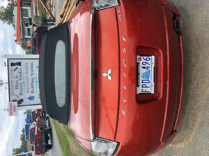 REDUCED!!!2007 Mitsubishi Spider Convertible low kms