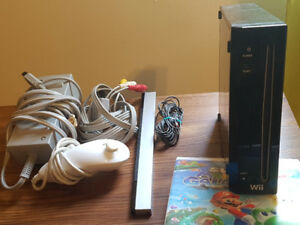 Wii game system