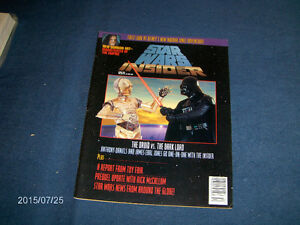 STAR WARS INSIDER-ISSUE 25-1995-THE DROID VS. THE DARK LORD-RARE