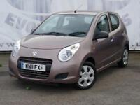 2011 SUZUKI ALTO 1.0 SZ3 5 DOOR £20 CAR TAX LOW MILEAGE SERVICE HISTORY IDEAL FI