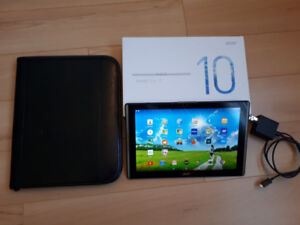 Acer Iconia One 10.1, 32GB tablette Android like new