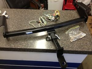 Pontiac Montana Trailer Hitch