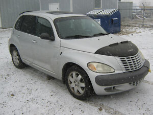 2003 PT Cruiser GT Turbo sale or swap