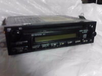 1998-2002 Toyota Corolla Factory CD player like new...$40.00