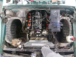 Various Chevy parts