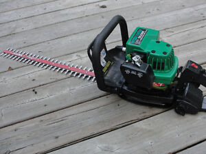 Gas Powered hedge Trimmer by Weed Eater $75.00 Belleville Belleville Area image 1